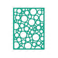 Impression Obsession Circle Background Die 456YY