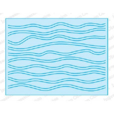 Impression Obsession Wave Adapt-a-Background Set Die 468YY