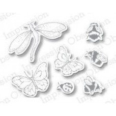 Impression Obsession Insect set die set  139I