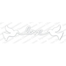 Impression Obsession love doves  Die  265B