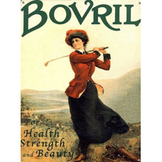 Bovril   Metal Wall Sign - retro vintage style sign  (150 x 200mm) Metal Sign