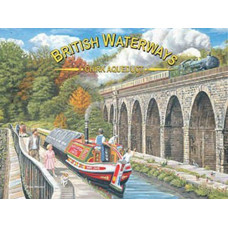 British waterways-  Small (150 x 200mm) Metal Sign