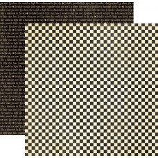 Graphic 45  Mother goose collection, checkers