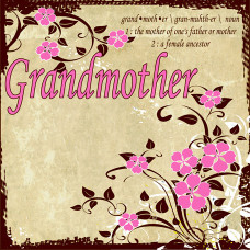 Sugartree paper  Generations range, Grandmother