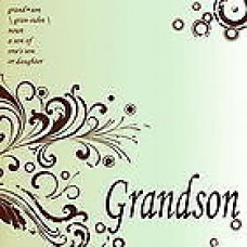 Sugartree paper  Generations range, Grandson
