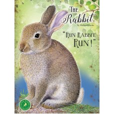The Rabbit-  Metal Wall Sign - retro vintage style sign  (150 x 200mm) Metal Sign